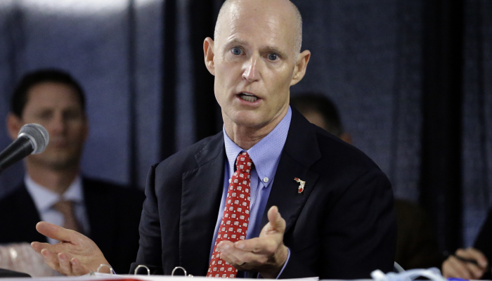 Rick Scott's budget denies $47 million from Florida courts