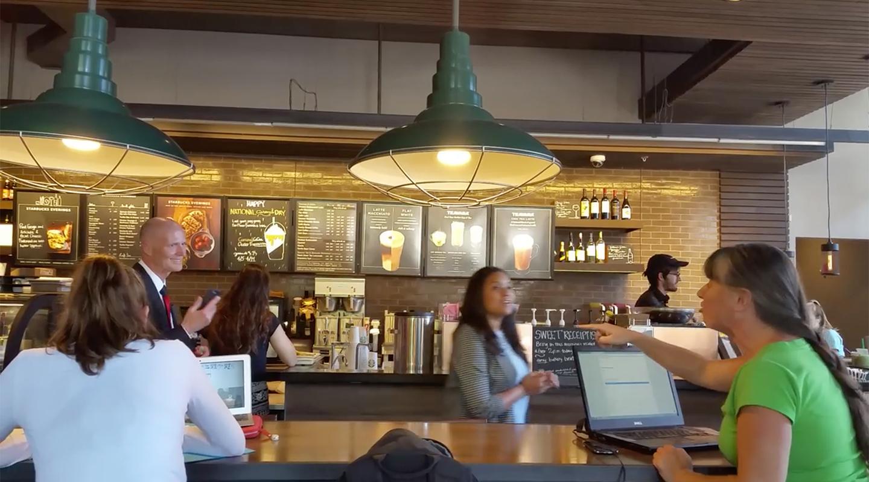 Heroic Gainesville woman calls Rick Scott an asshole in a Starbucks