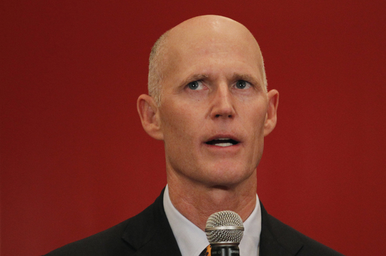 Rick Scott vetoed a bill aimed at helping poor and rural residents, despite it unanimously passing