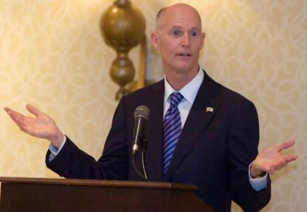 Rick Scott Reminds Everyone How Much of a Hypocrite He Is on Government Transparency