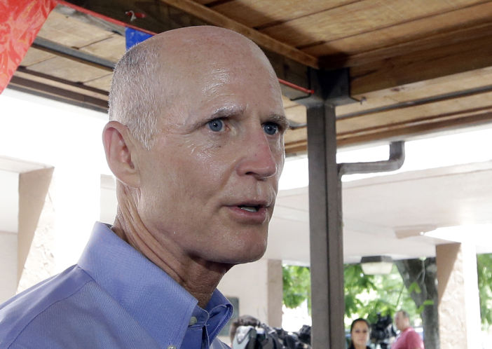 Rick Scott Once Took Aim at Mosquito Control Boards as Needless 'Tax Burden'