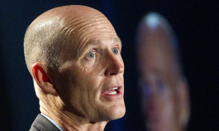 Rick Scott Is Urging Donald Trump to Repeal Obamacare